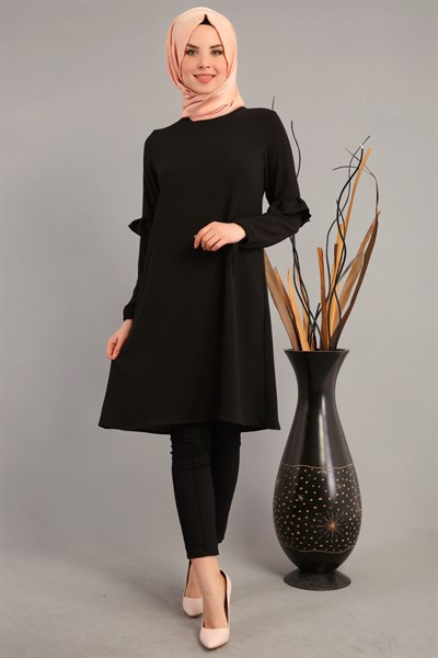 Tunic MSS317 Black