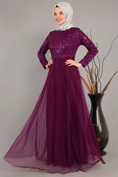 Evening Wear ARN39060 Damson