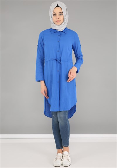 Tunic ASM0017 Saxon Blue