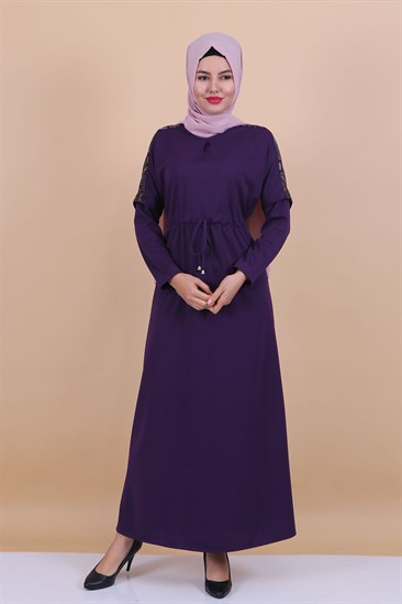 Dress 5527 Purple